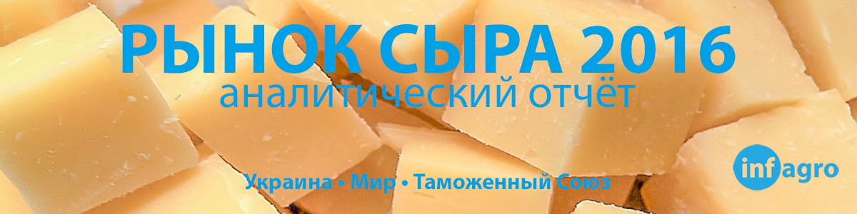 """Аналитический отчет """"Рынок сыра"""""""