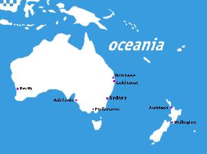 Ухудшение погодных условий в Океании препятствуют наращиванию производства